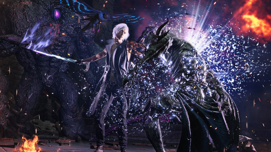 Devil May Cry 5: Special Edition Review - Screenshot 1 of 3