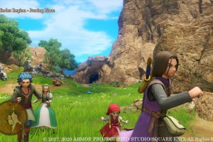 Dragon Quest XI S: Echoes of an Elusive Age Screenshot