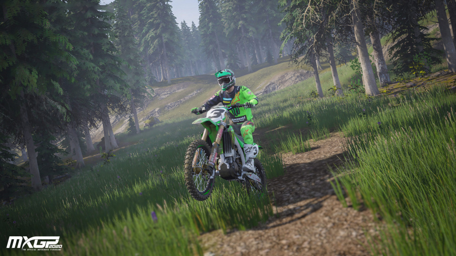 MXGP 2020 - The Official Motocross Videogame Review - Screenshot 1 of 4