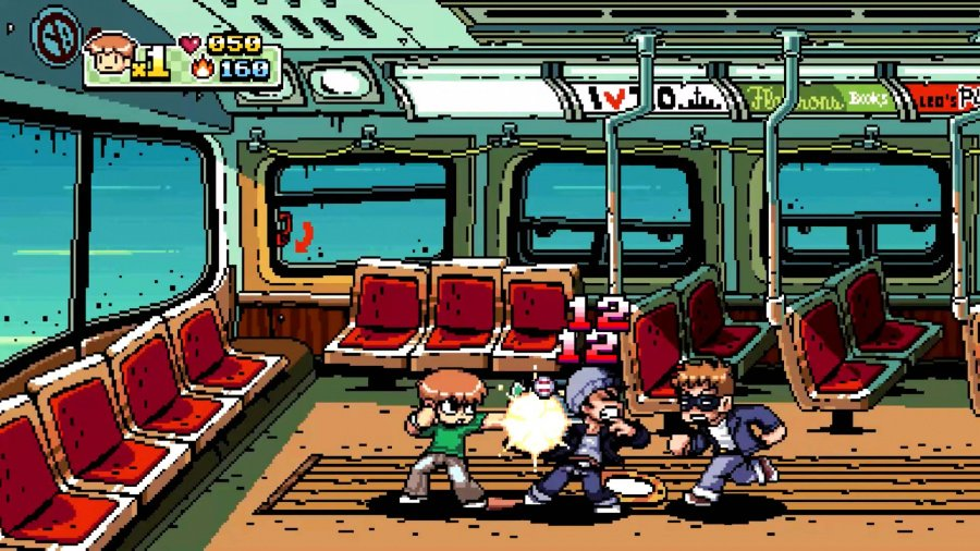 Scott Pilgrim vs. The World: The Game Complete Edition Review - Screenshot 1 of 6