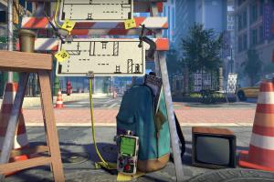 The Pedestrian Screenshot
