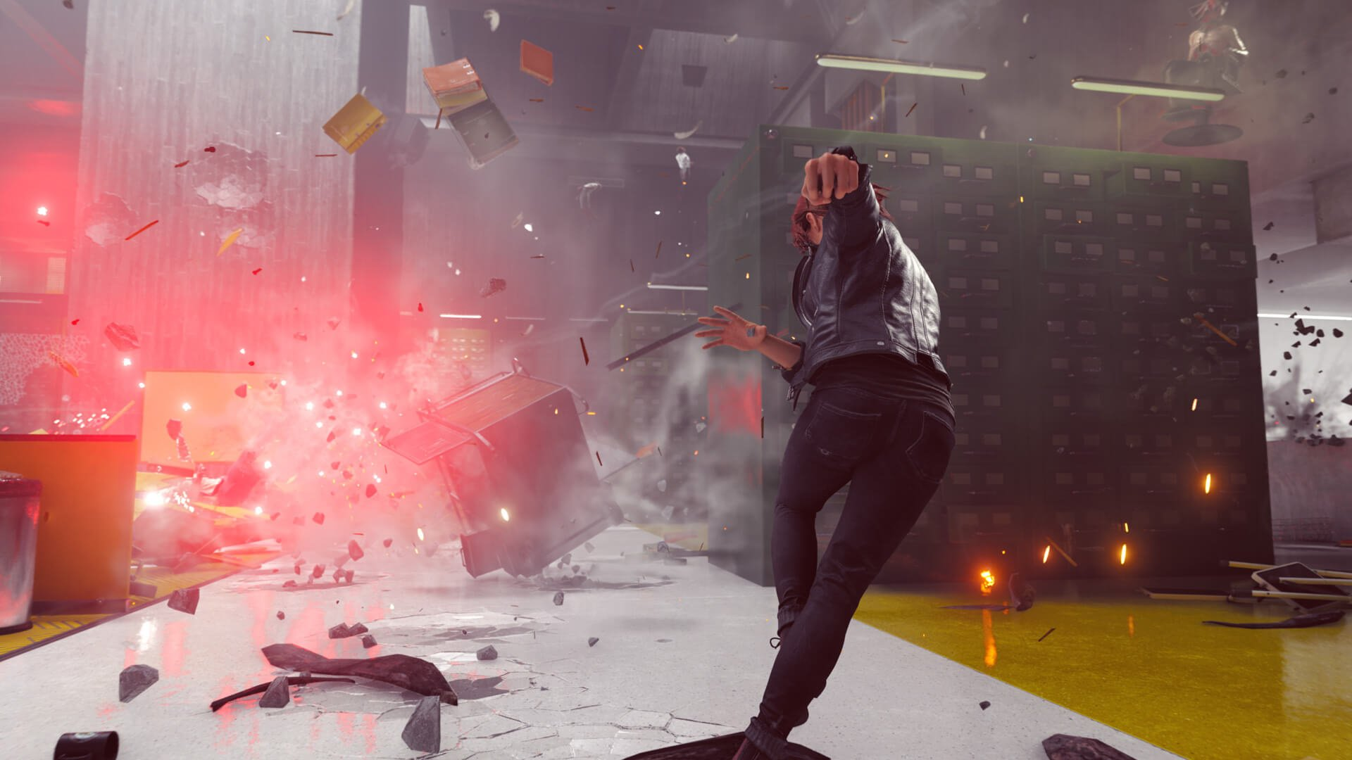 Control: Ultimate Edition Review (PS5)