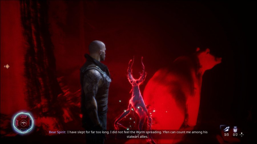 Werewolf: The Apocalypse - Earthblood Review - Screenshot 1 of 4