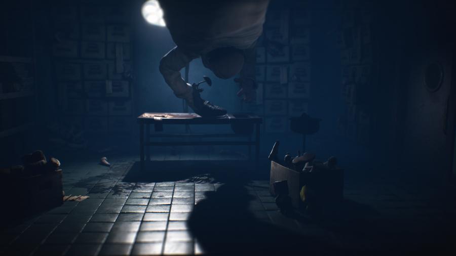 Little Nightmares II Review - Screenshot 1 of 2