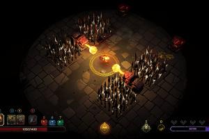 Curse of the Dead Gods Screenshot