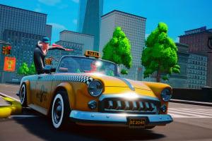 Taxi Chaos Screenshot