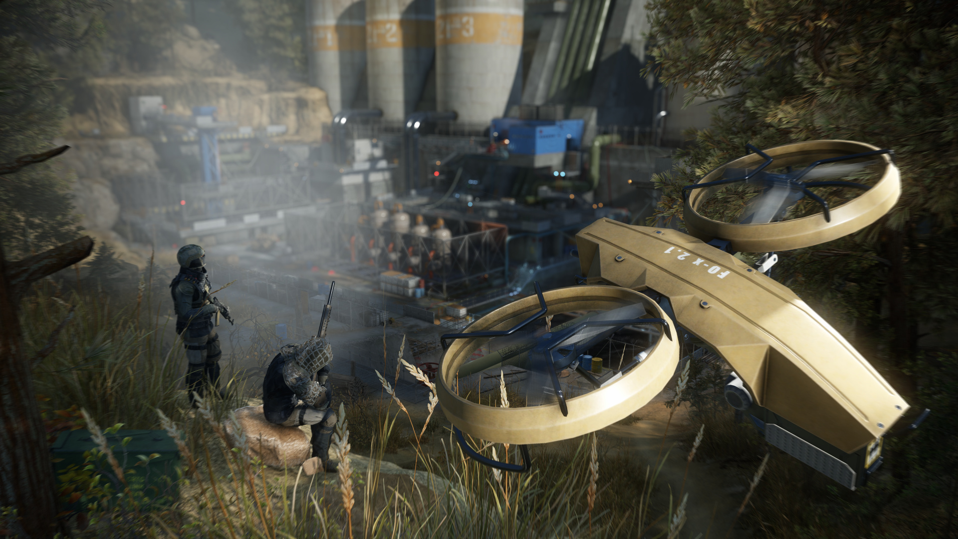Sniper Ghost Warrior Contracts 2 (PS5 / PlayStation 5) Screenshots