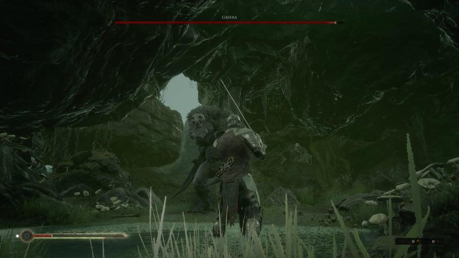 Mortal Shell: Enhanced Edition Review - Screenshot 1 of 10
