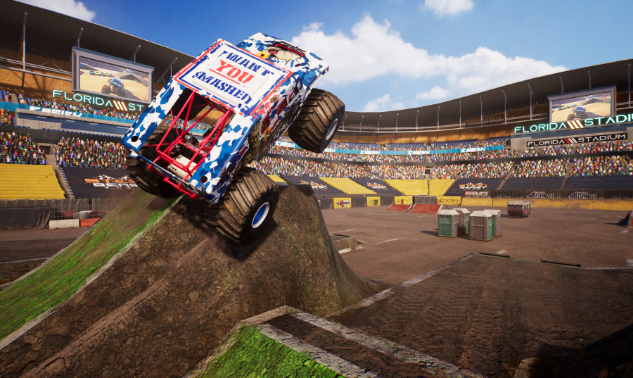 Monster Truck Championship Review - Screenshot 1 of 4