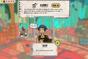 Signs of the Sojourner Screenshot