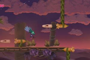 Kaze and the Wild Masks Screenshot