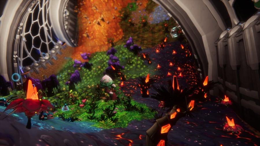 Spacebase Startopia Review - Screenshot 1 of 4