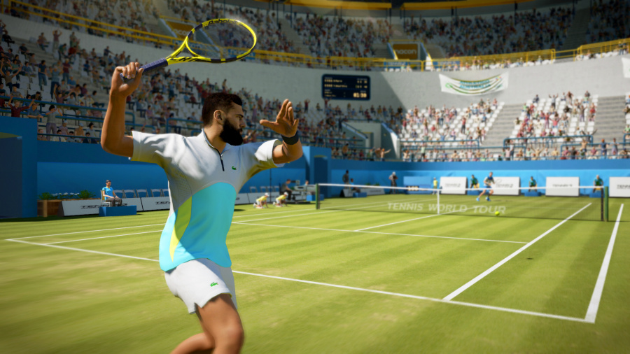 Tennis World Tour 2: Complete Edition Review - Screenshot 1 of 10