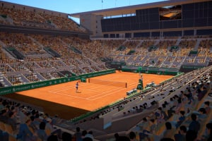 Tennis World Tour 2: Complete Edition Screenshot