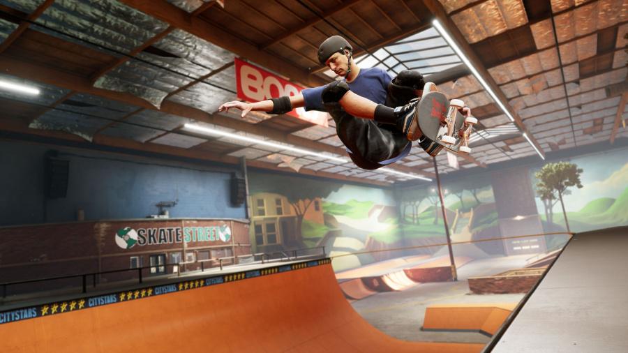 Tony Hawk's Pro Skater 1 + 2 Review - Screenshot 1 of 6