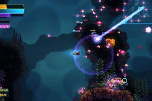 Astro Aqua Kitty Screenshot