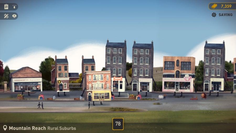 Buildings Have Feelings Too Review - Screenshot 1 of 6