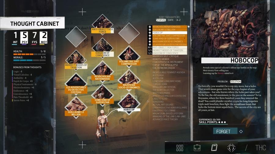 Disco Elysium: The Final Cut Review - Screenshot 1 of 5