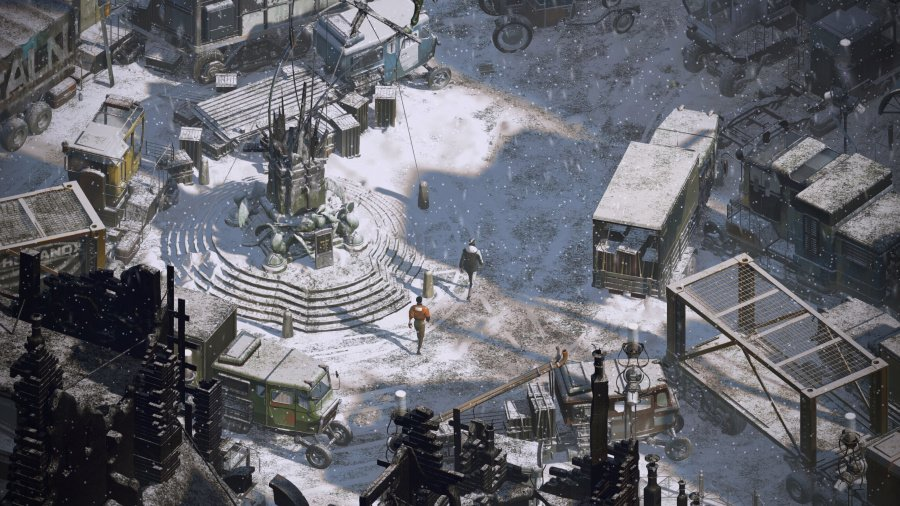 Disco Elysium: The Final Cut Review - Screenshot 1 of 5