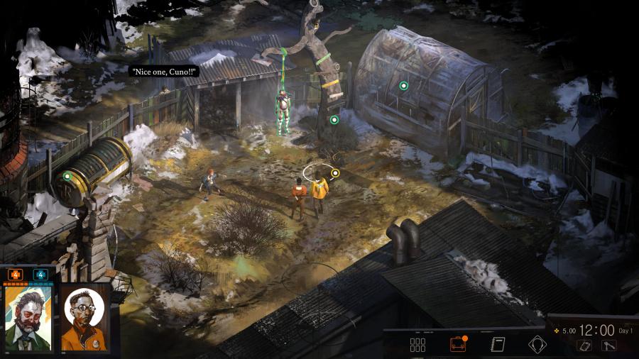 Disco Elysium: The Final Cut Review - Screenshot 5 of 5