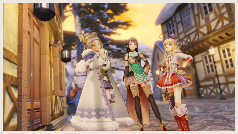 Atelier Mysterious Trilogy Deluxe Pack Review - Screenshot 1 of 4