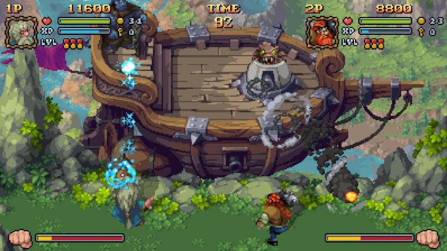 Battle Axe Review - Screenshot 1 of 6