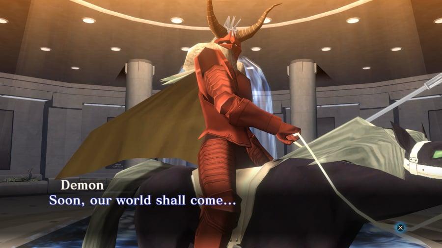 Shin Megami Tensei III: Nocturne HD Remaster Review - Screenshot 1 of 4