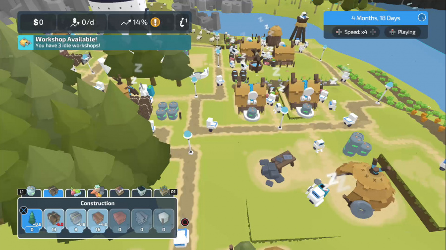 The Colonists Review - Screenshot 1 of 7