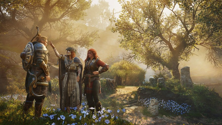 Assassin's Creed Valhalla: Wrath of the Druids Review - Screenshot 1 of 3