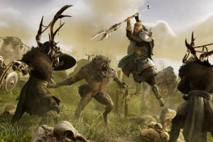 Assassin's Creed Valhalla: Wrath of the Druids Screenshot