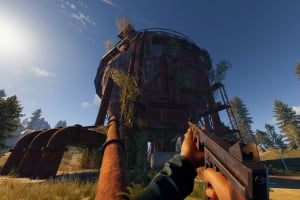 Rust Console Edition Screenshot