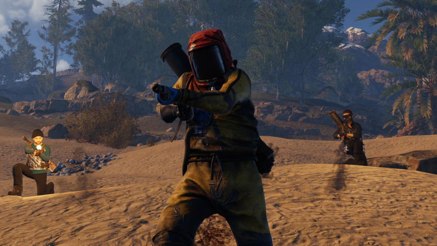 Rust Console Review - Screenshot 4 von 4
