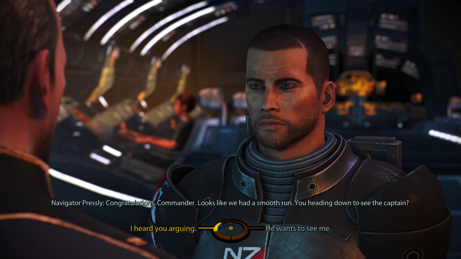 Mass Effect Legendary Edition Review - Screenshot 1 of 15