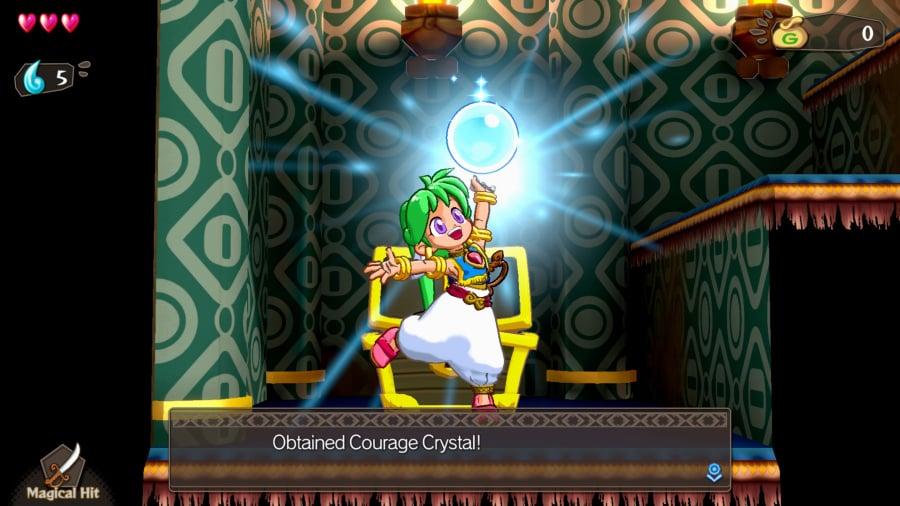 Wonder Boy: Asha in Monster World Review - Screenshot 1 of 10
