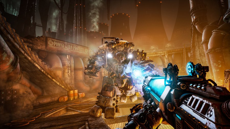 Necromunda: Hired Gun Review - Screenshot 1 of 4
