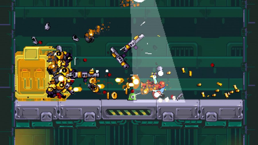 Mighty Goose Review - Screenshot 1 of 9