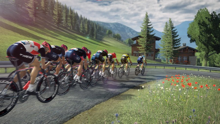 Tour de France 2021 Review - Screenshot 1 of 7