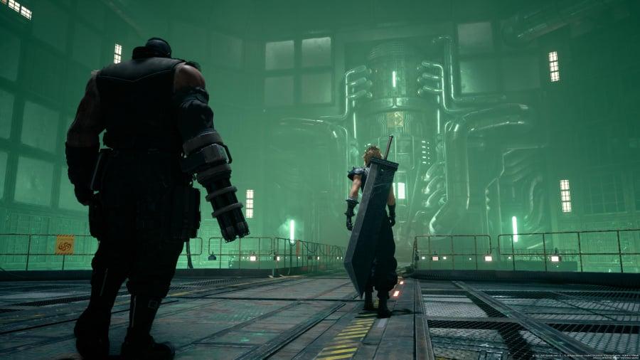 Final Fantasy VII Remake Intergrade Review - Screenshot 2 of 7