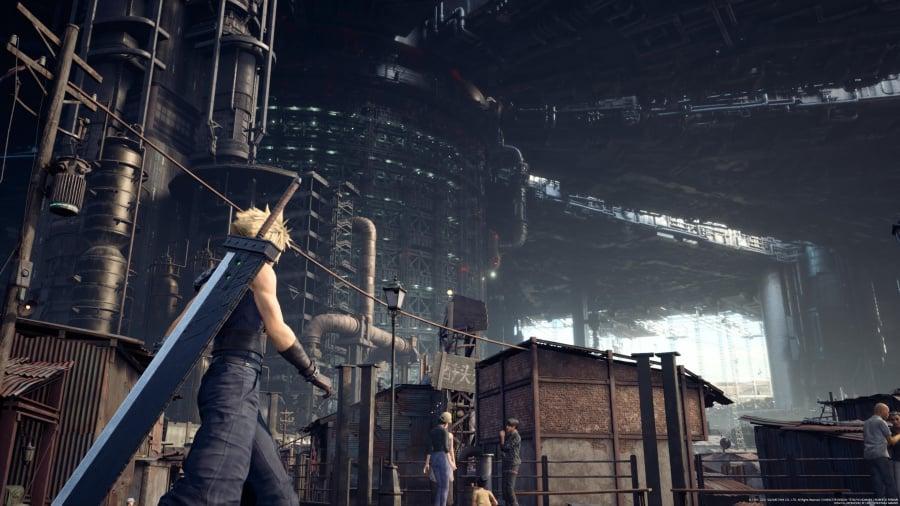 Final Fantasy VII Remake Intergrade Review - Screenshot 7 of 7