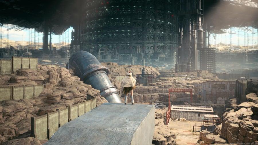 Final Fantasy VII Remake Intergrade Review - Screenshot 5 of 7