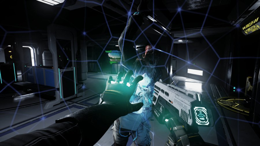 The Persistence Enhanced Review - Screenshot 1 of 6