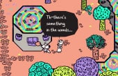Chicory: A Colorful Tale Review - Screenshot 2 of 8