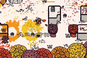 Chicory: A Colorful Tale Screenshot