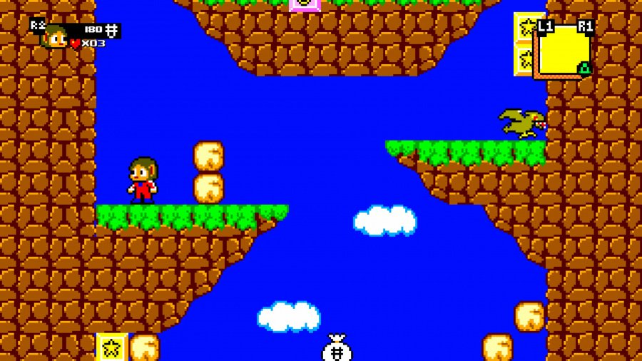 Alex Kidd in Miracle World DX Review - Screenshot 1 of 10