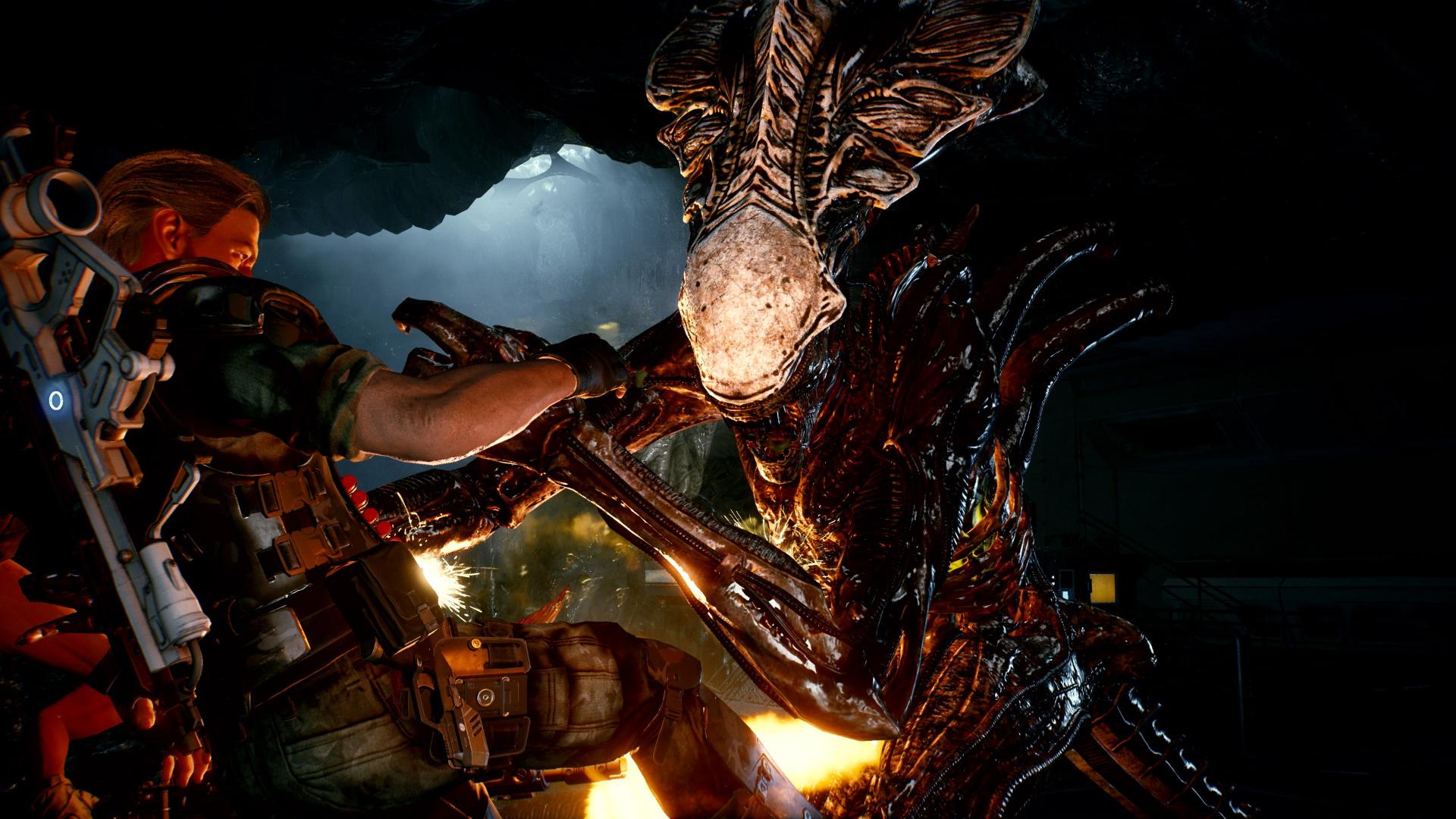 Aliens: Fireteam Elite (PS5 / PlayStation 5) Screenshots