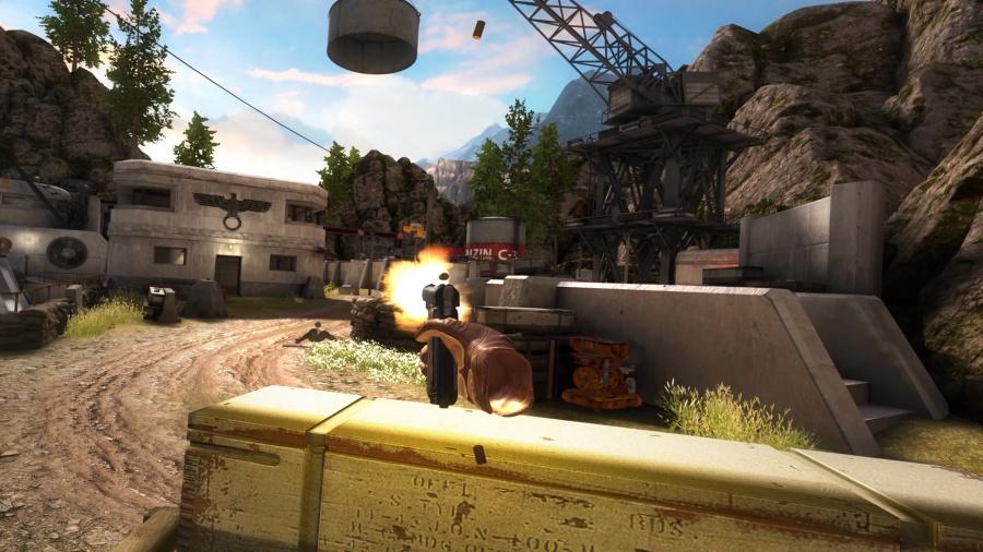 Sniper Elite VR Review - Screenshot 1 of 3