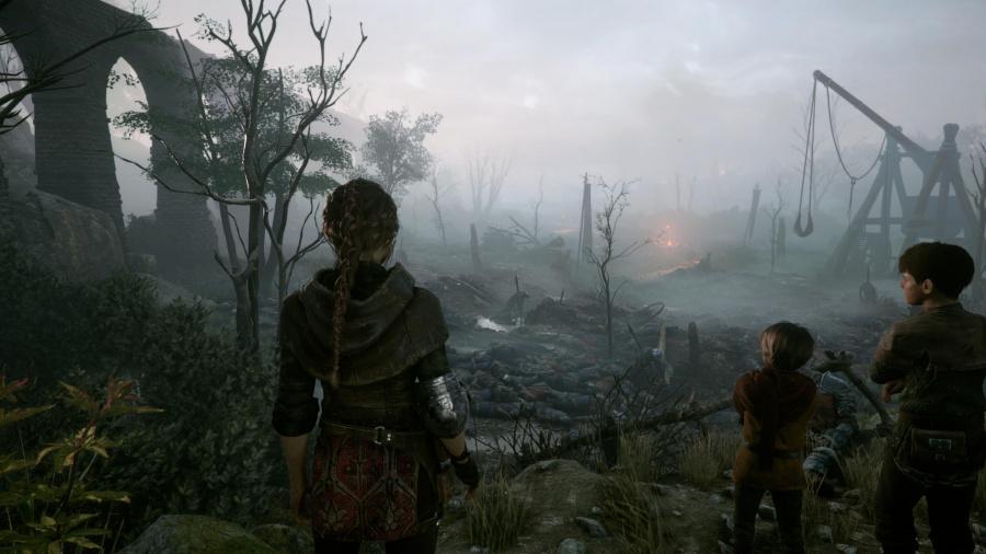 A Plague Tale: Innocence Review - Screenshot 1 of 6