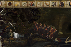 The Procession to Calvary Screenshot
