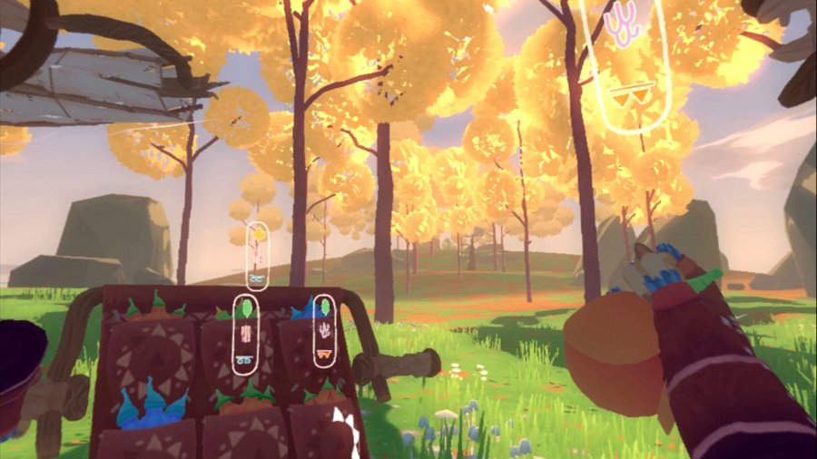 Winds & Leaves Review - Screenshot 1 of 5