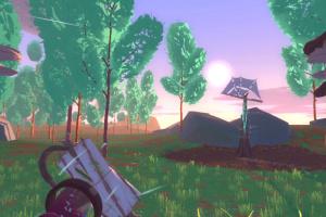 Winds & Leaves Screenshot